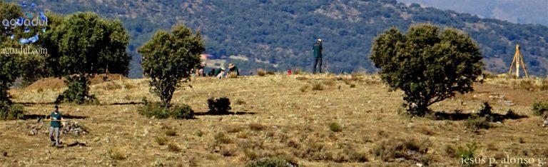 Excavación Arqueológica en Otero de Herreros